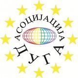 Logo of Asocijacija Duga