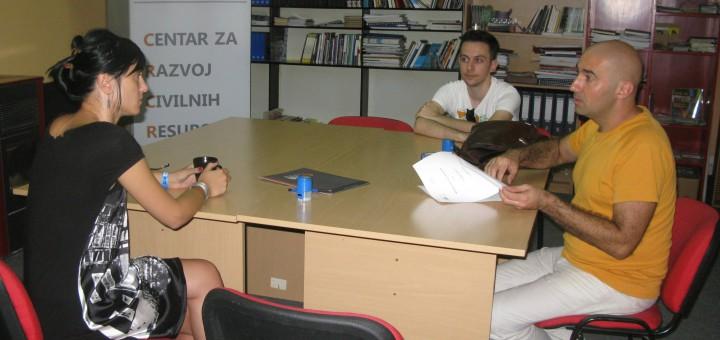 Potpisivanje memoranduma o saradnji izmedju Asocijacije Duga i Centra za razvoj civilnih resursa iz Nisa